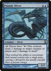 Psionic Sliver [Time Spiral] | LINEBREAKERS CA