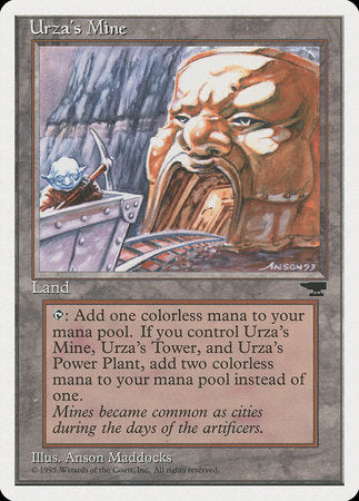 Urza's Mine (Mouth) [Chronicles] | LINEBREAKERS CA
