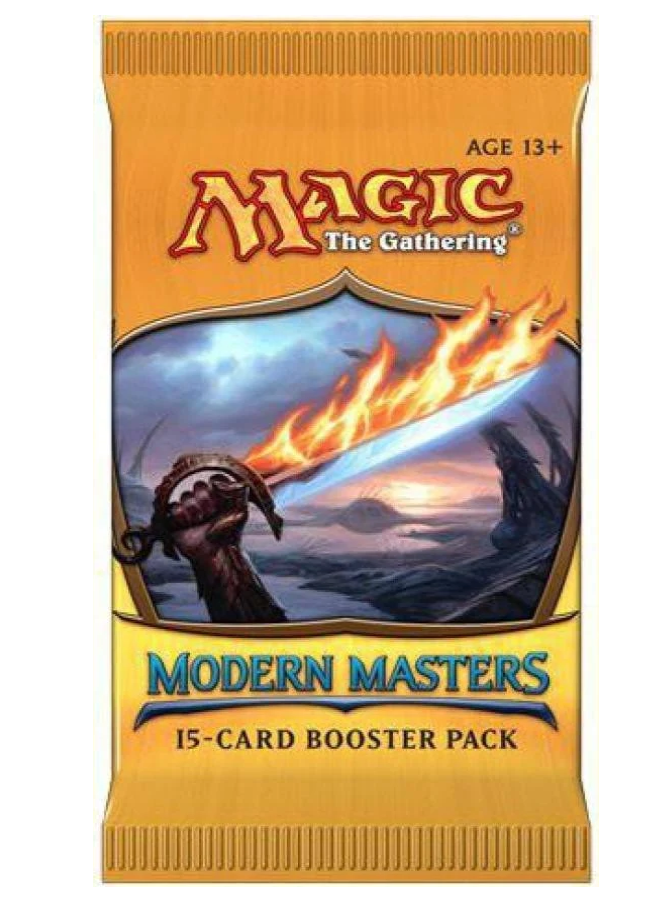 MTG Magic: The Gathering: Modern Masters 2013 - Pack | LINEBREAKERS CA