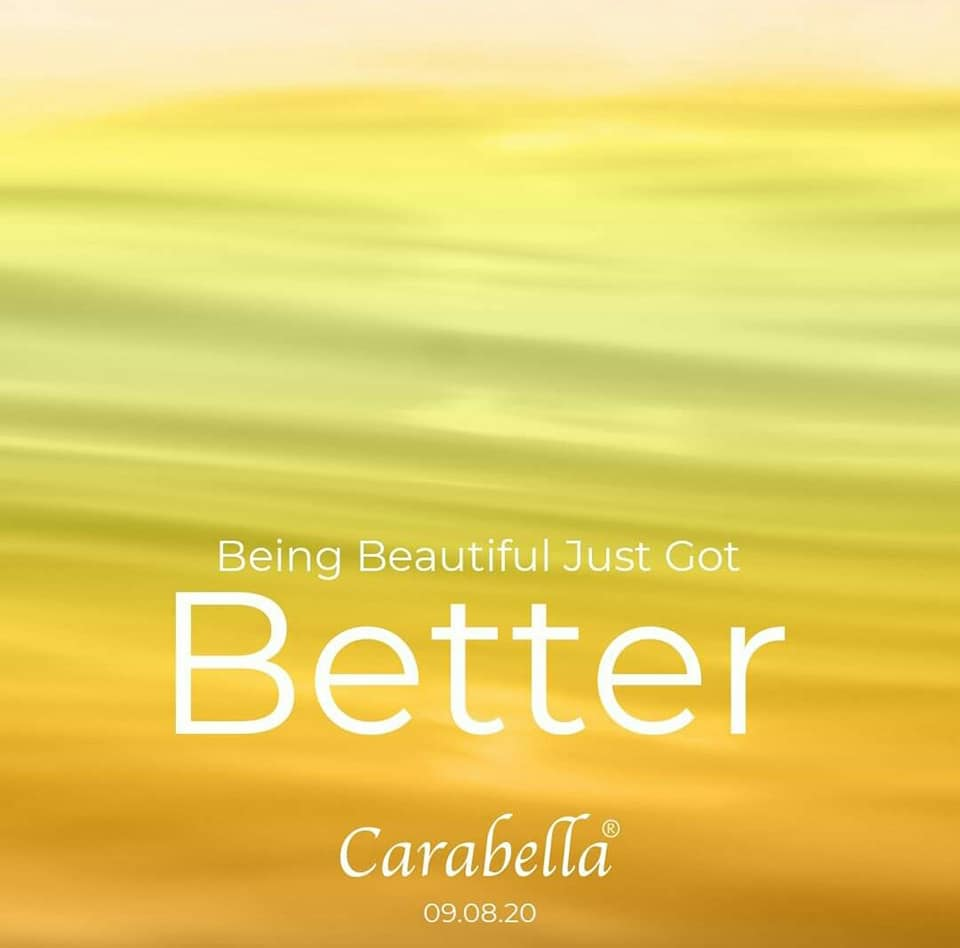 Being Beautiful Just Got Better - Carabella launches new look for its website