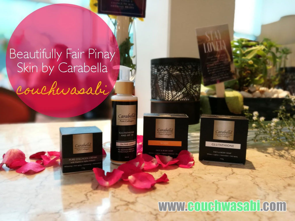 Beautifully Fair-Pinay Skin by Carabella