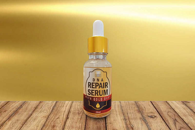 Carabella DNA Repair Serum with Gold Dust