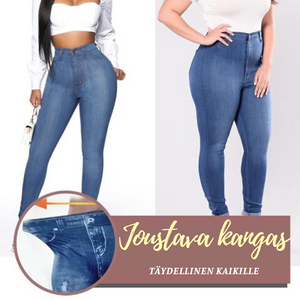 STRETCH JEANS™(2 + 1 ILMAINEN),..