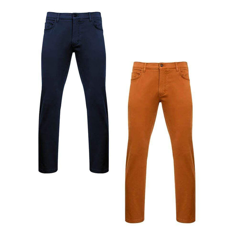 Alan Paine Men's Pants Cheltham Chino 5 Pocket