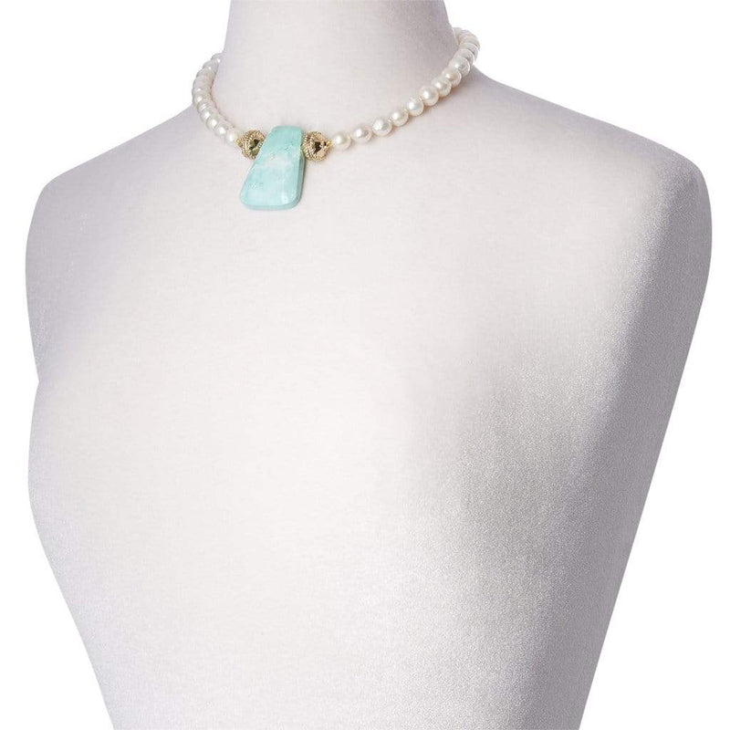 Clara Williams Necklaces Classic Graduated Pearl