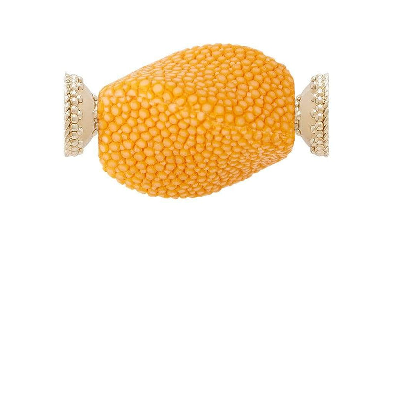 Clara Williams Pendants Apricot Stingray Centerpiece