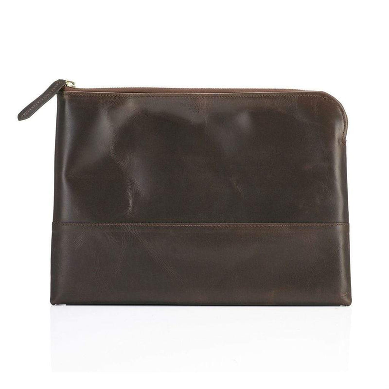 Daines & Hathaway Men's Accessories Medium Leather Pouch