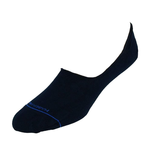 Marcoliani Men's Socks Navy / One Size Marcoliani Invisible Touch 3310s