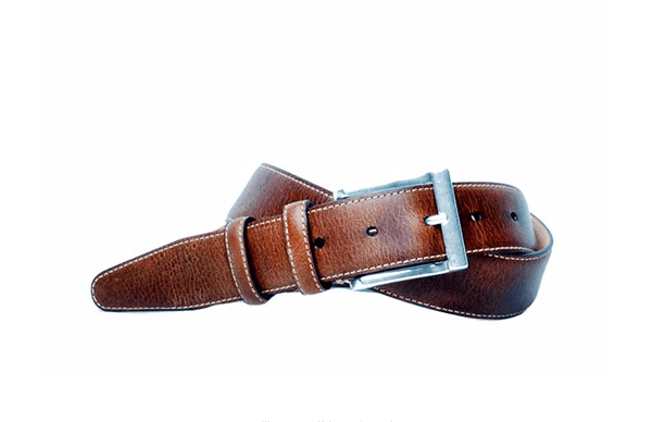Martin Dingman Men's Belts Burnt Cedar / 34 Martin Dingman Bill