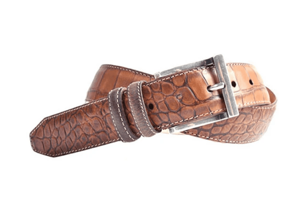 Martin Dingman Men's Belts Martin Dingman Bill Aligator