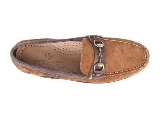 Martin Dingman Men's Shoes Bill Safari Horsebit