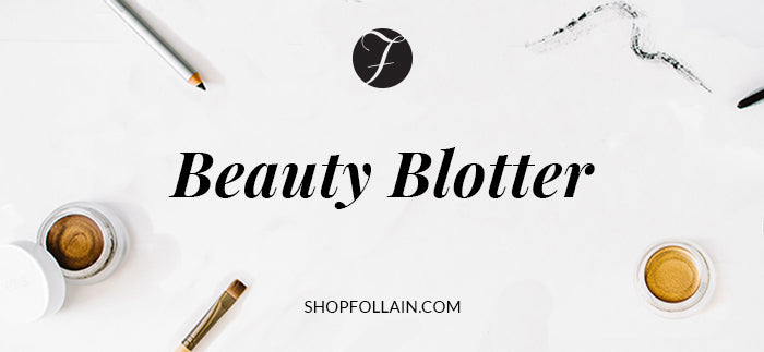 Follain Beauty Blotter