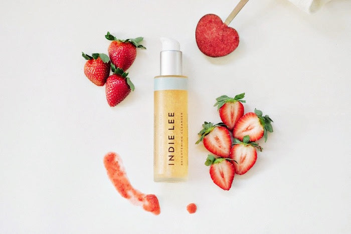 Indie Lee Brightening Cleanser at Follain