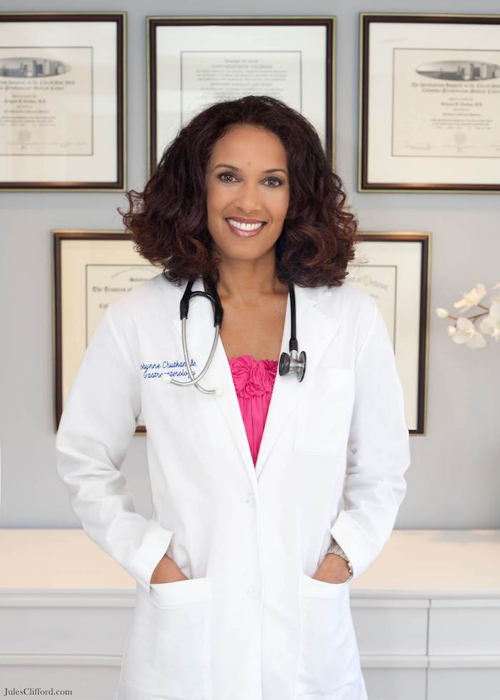 Dr. Robynne Chutkan, author of Gutbliss, the Microbiome Solution