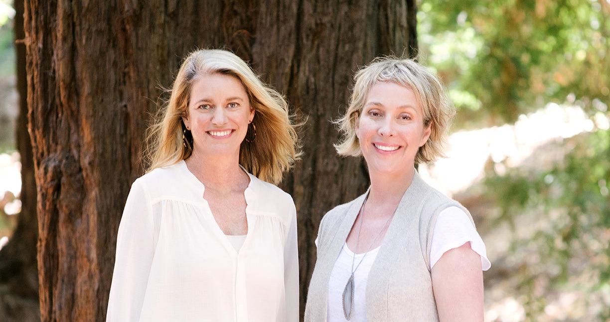 True Botanicals Partners Hillary Peterson and Christina Ace-Turner