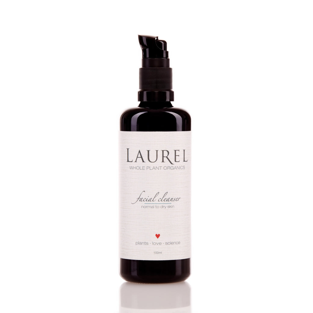 Laurel-facial-cleanser-normal-dry