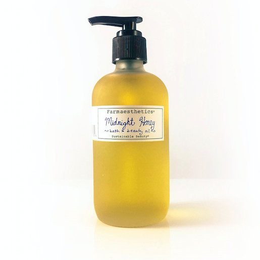 Midnight Honey Bath and Beauty Oil