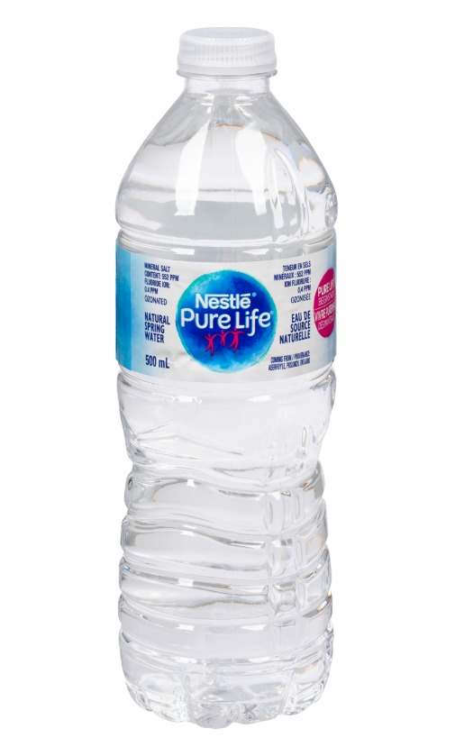NESTLE PURE LIFE WATER SPRING NPL PET (24/500ML)