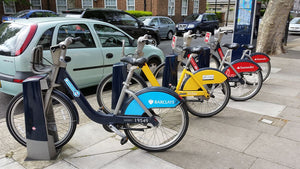 Boris Bikes: An Institution