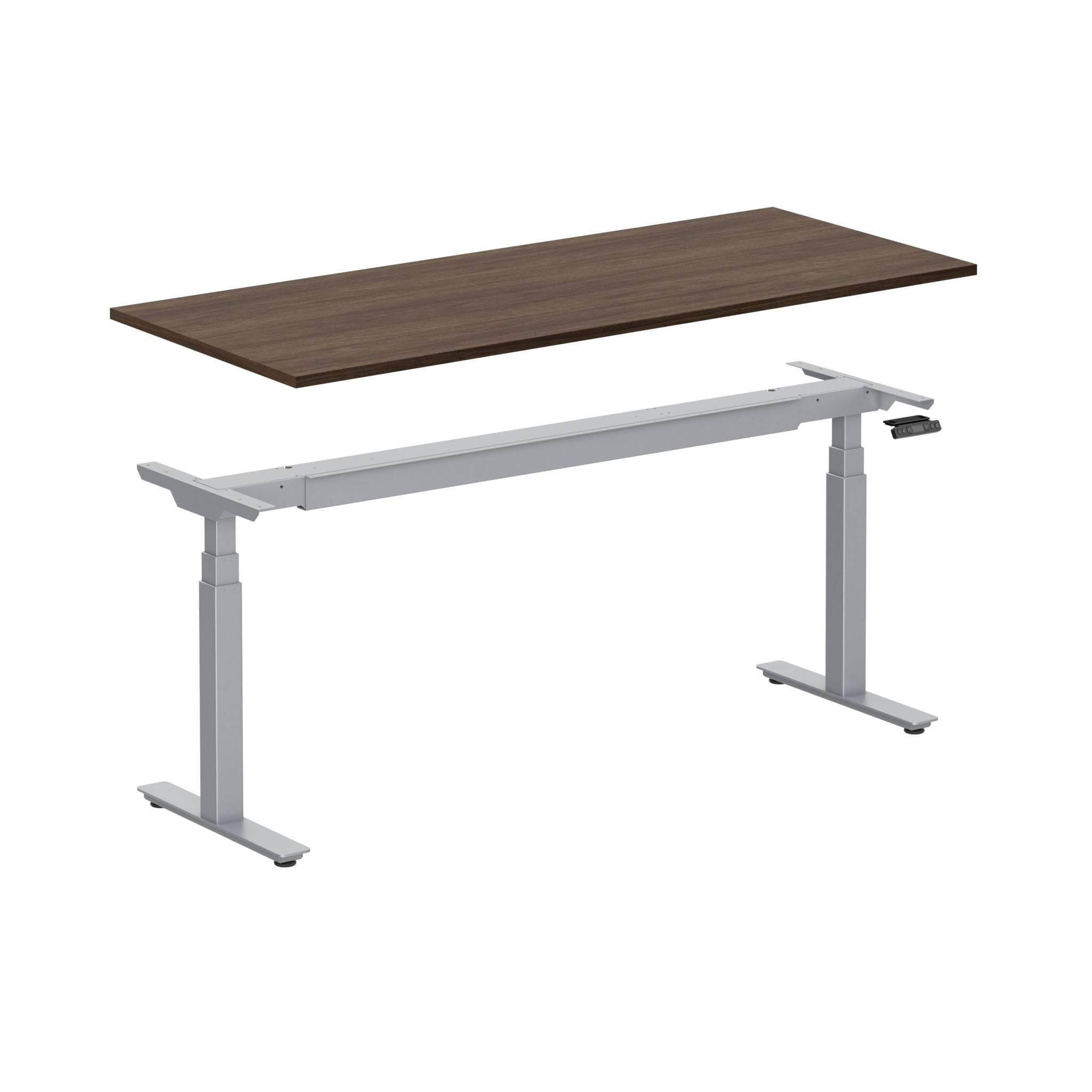 Picture of: Electric Height Adjustable Desk Cookofficefurniture