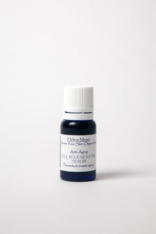 Anti-Aging Skin Care: Step 4- Cell Regeneration Serum