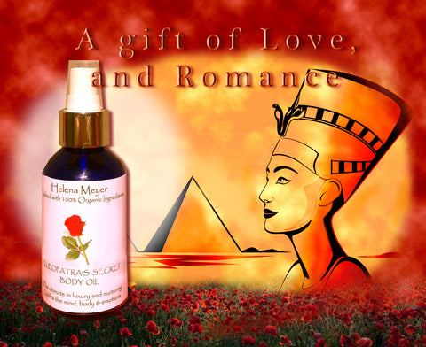 Cleopatra's Secret Oil