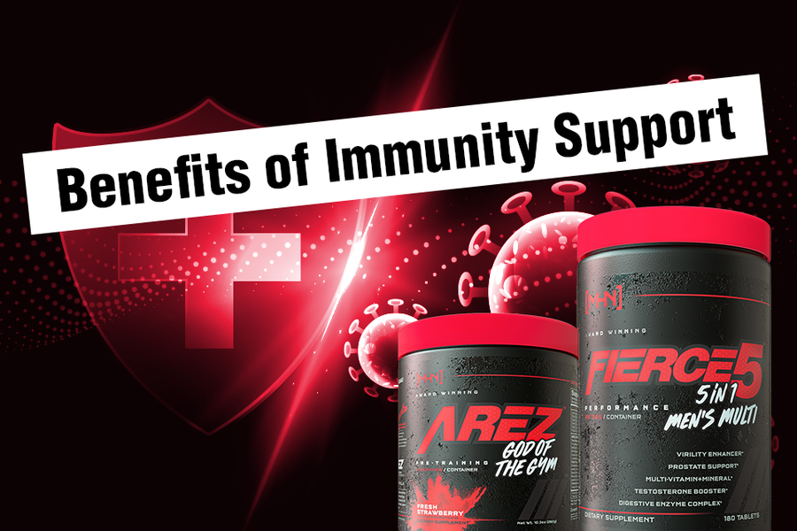 Benefits of Immunity Support