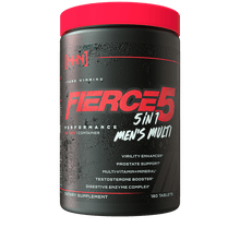 Load image into Gallery viewer, FIERCE 5 Men's Multivitamin - ModernHardcore.com