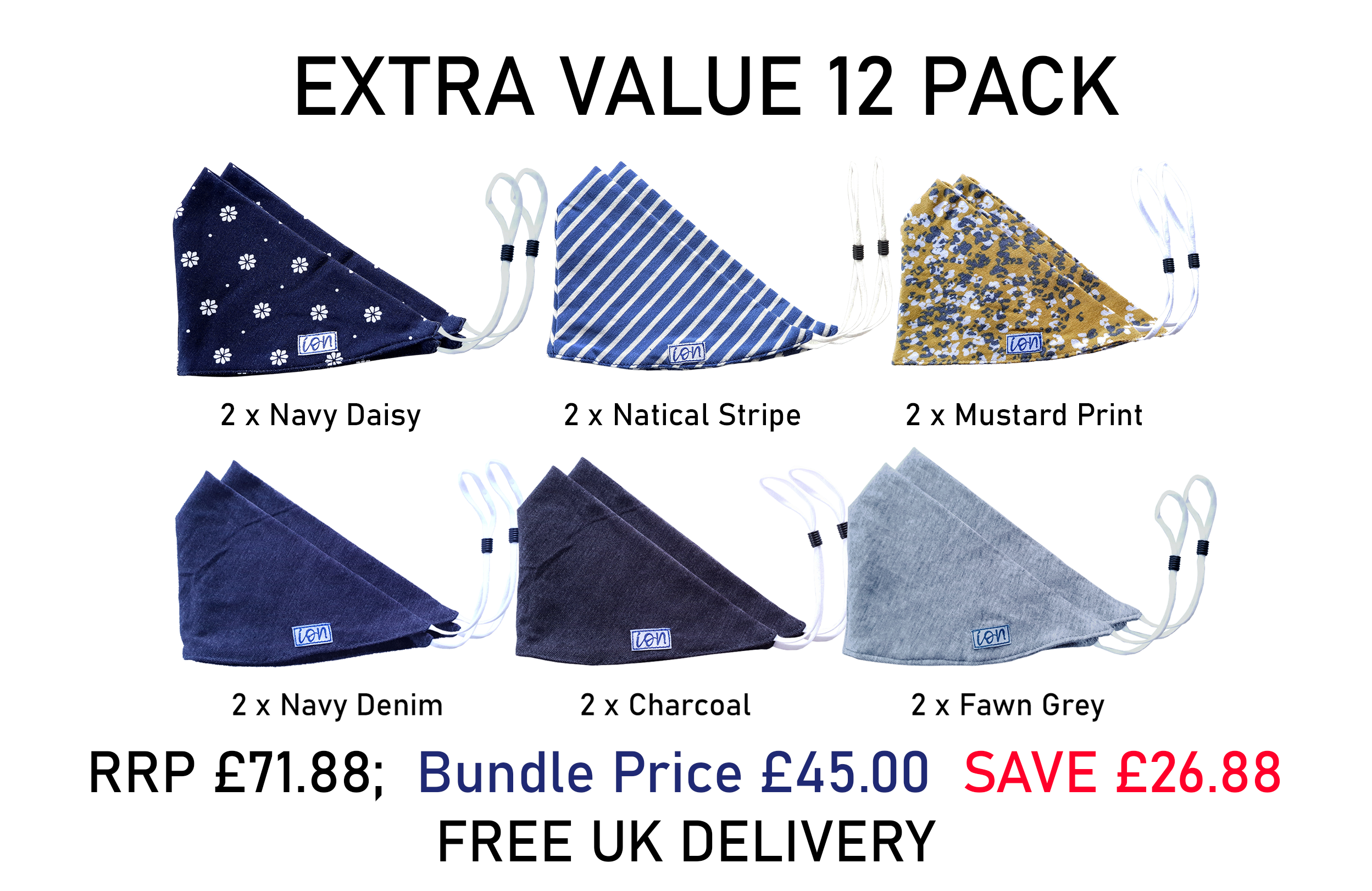 Super Value 12-pack
