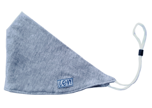 Fawn Grey - Bandana Face Mask