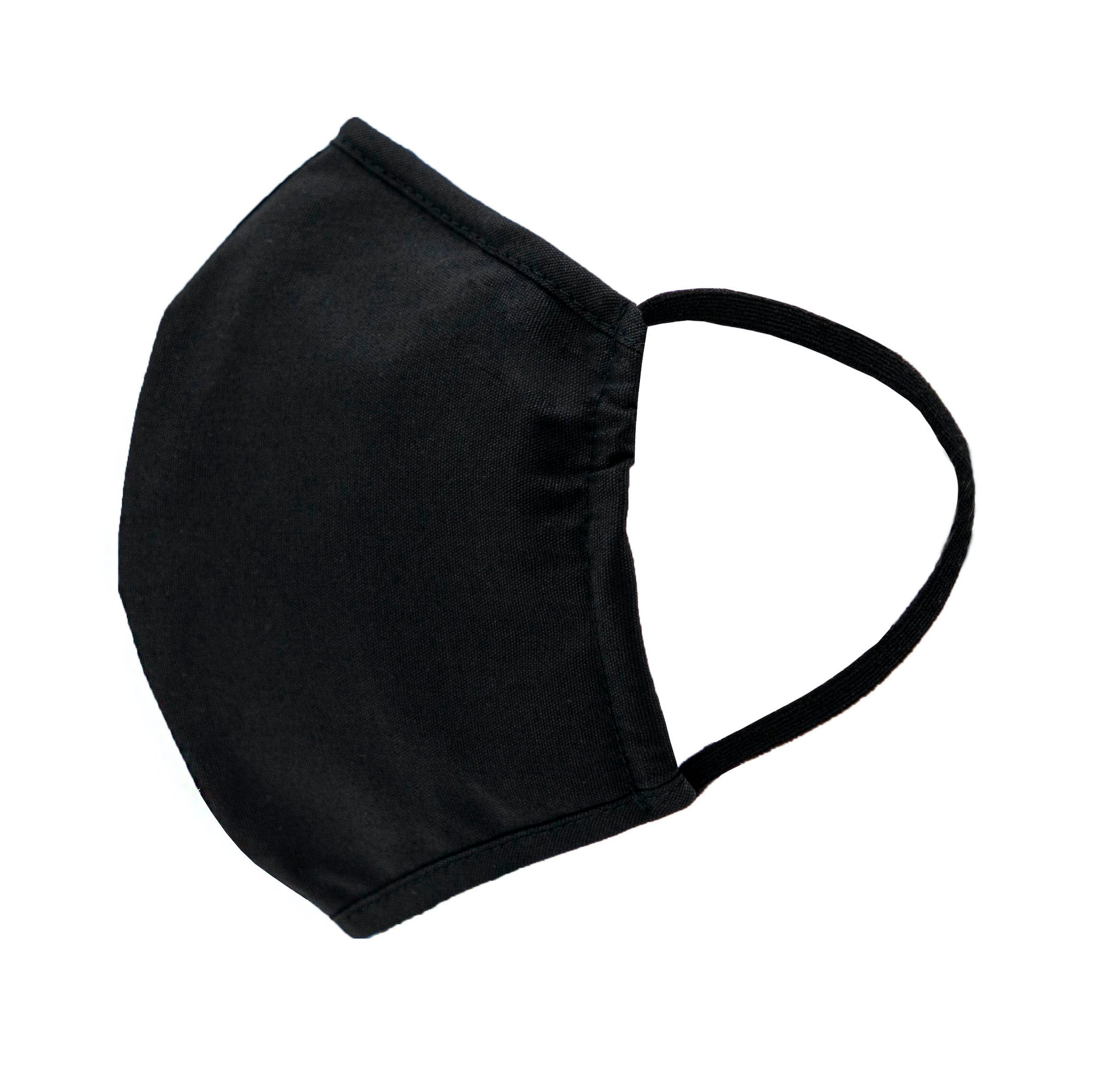 Wrapture Masks Black Face Mask Antimicrobial & Washable