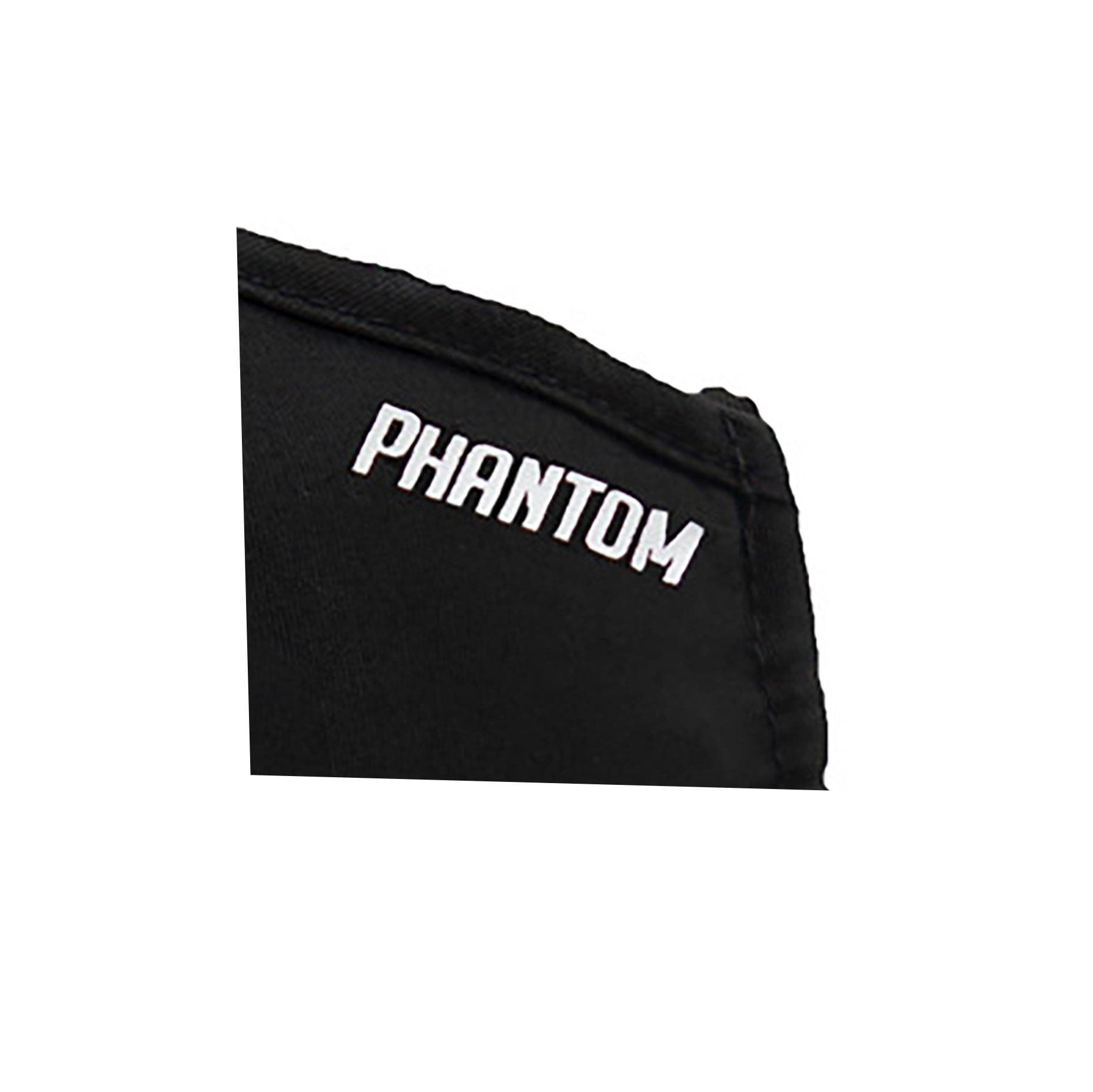 PHANTOM Black Face Mask (Limited Edition)