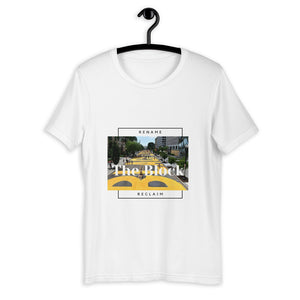 Rename the Block Short-Sleeve Unisex T-Shirt