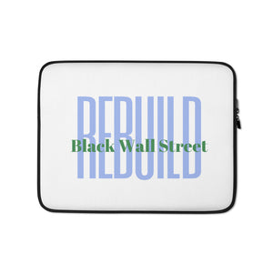 Rebuild the Block Laptop Sleeve