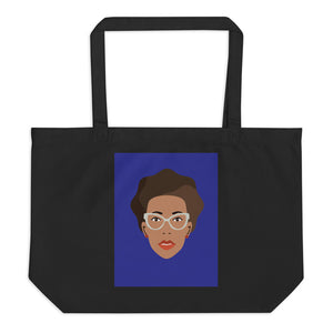 AMY Large organic tote bag