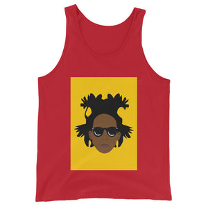 Basquiat Unisex Tank Top