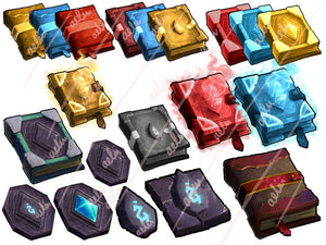27+ Tiered Enchanted Minecraft Icons - ReadyArtShop Store Icons