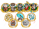 minecraft rank icons character icons