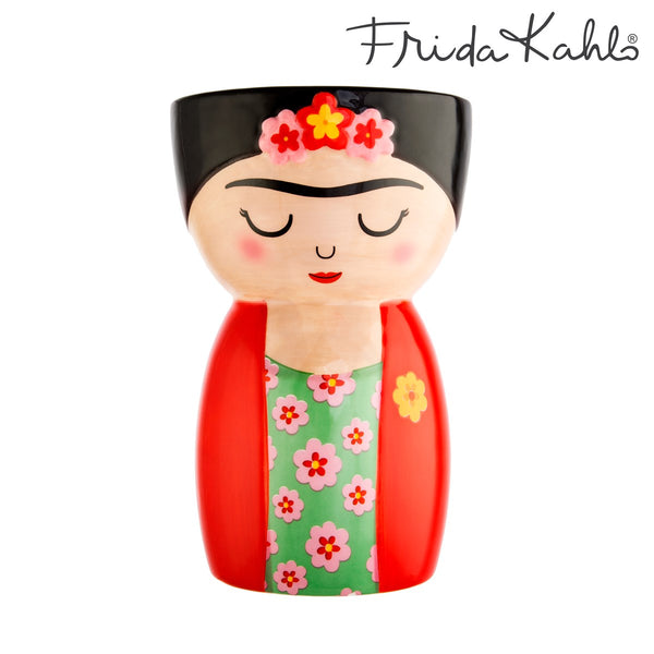 Frida Kahlo Body Shaped Vase