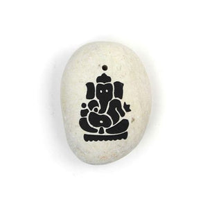 Stone Incense Holder - Ganesh