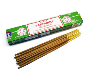 Patchouli Incense Sticks - 1 pack