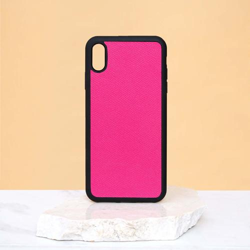 iPhone XMAX Phone Case | Fuchsia