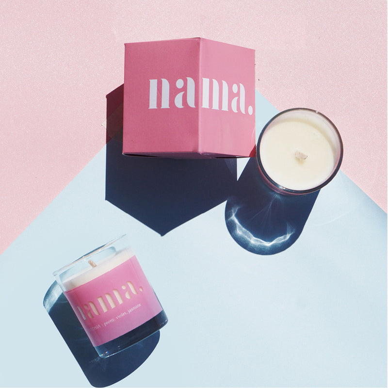 Scandinavia Scented Candle