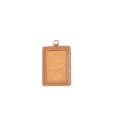 ID Card Holder | Brown