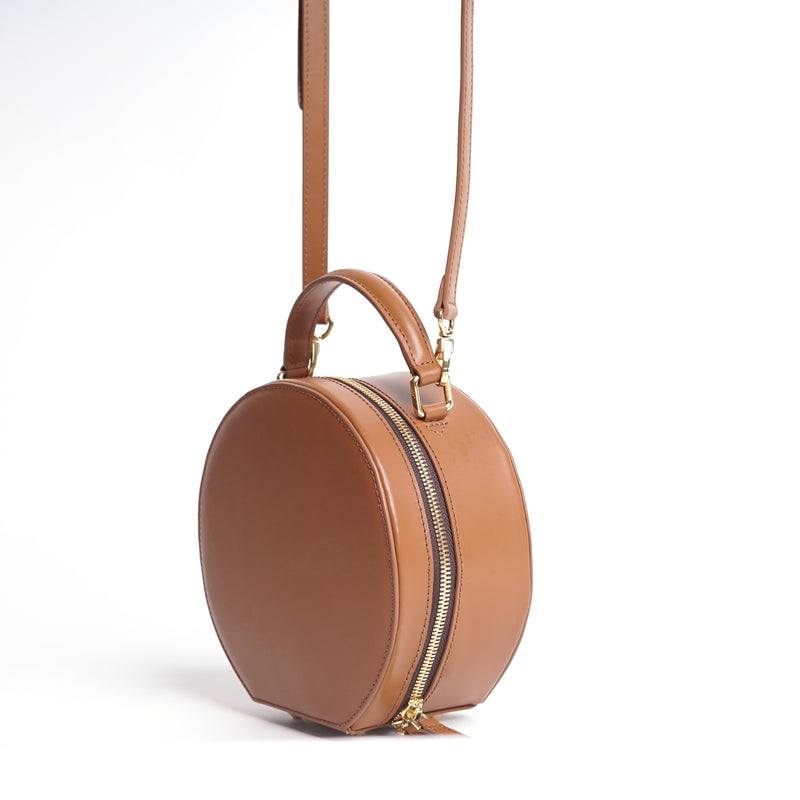 Circle Bag | Brown