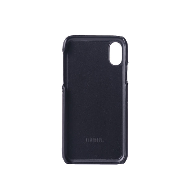 iPhone Case With Card Slots | Black