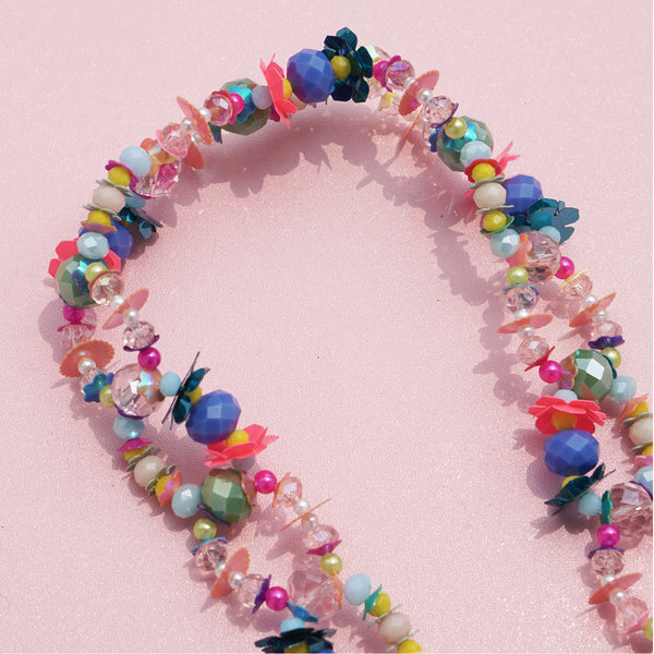 EVERYTHINGSMALL for NAMA Wrist Strap - Neon