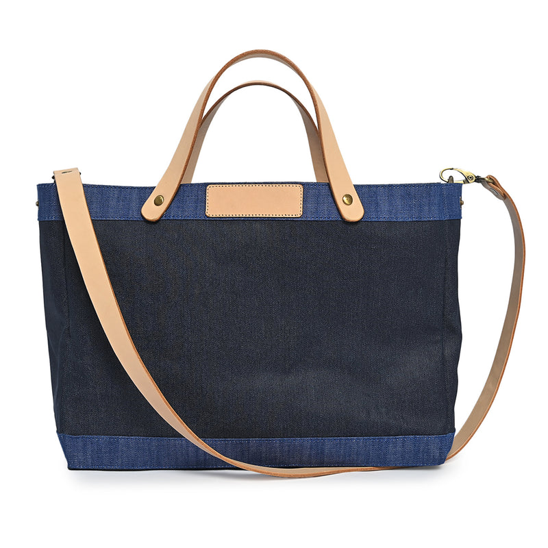 Denim Malibu Bag