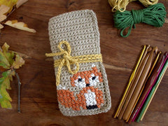 Crochet Hook Case - Moochka