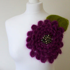 'In Bloom' Corsage - Moochka